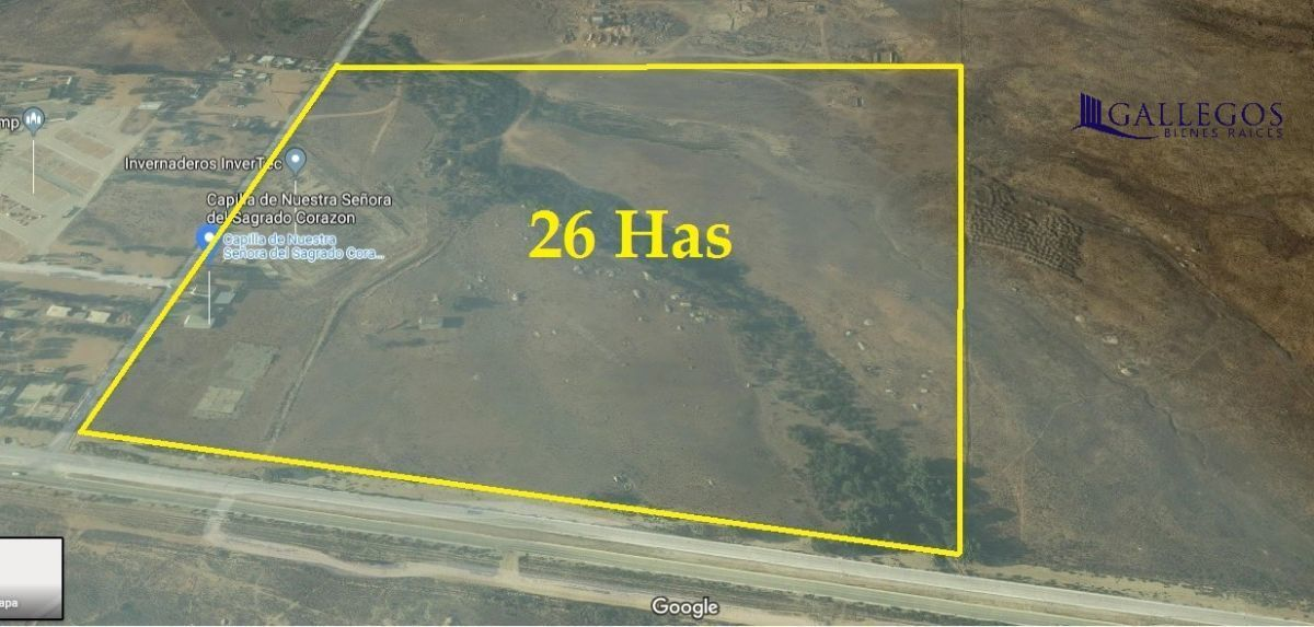 3 de 10:  ubicación del terreno