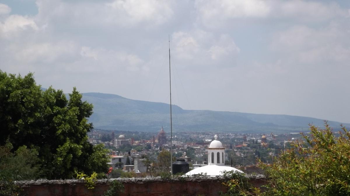 12 of 17: Hermosa Vista de San Miguel desde la Casa