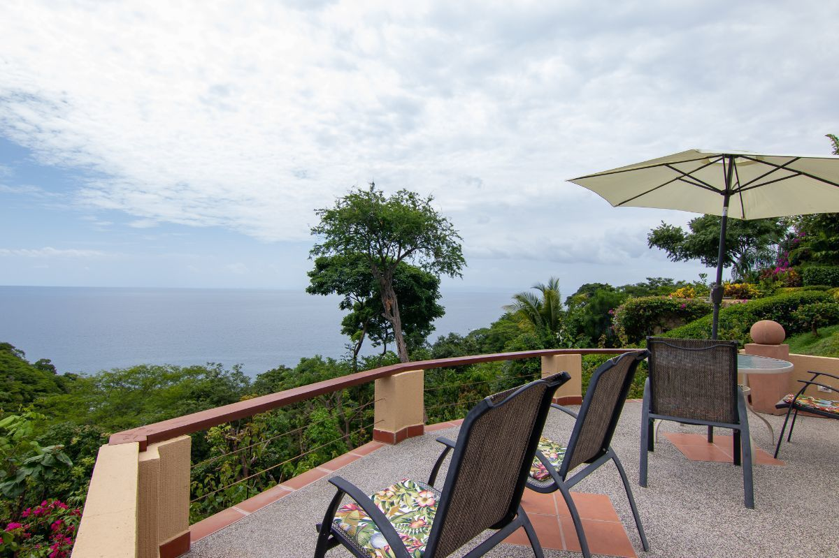 2 of 20: Outdoor terrace with ocean view