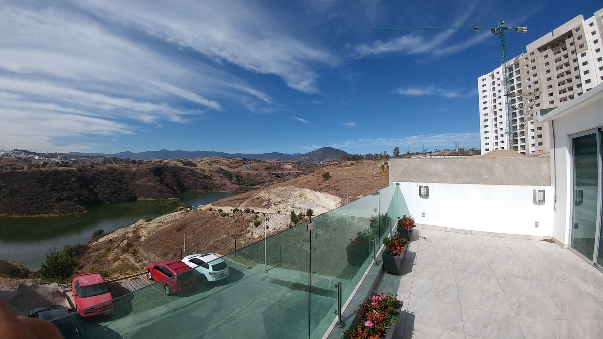 2 de 14: Vista desde roofgarden.