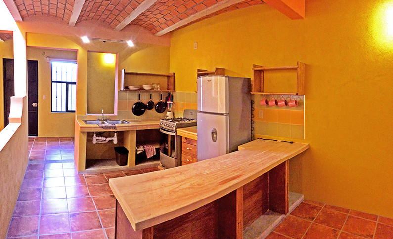 2 of 11: Downstairs Kitchen