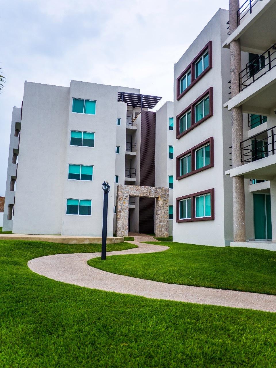 18 de 19: los departamentos del 3er piso cuentan con Roof Garden