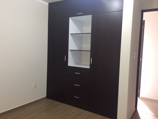 6 de 10: Closets de madera