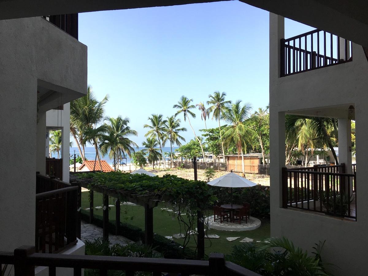 17 de 18: Vista desde el balcón