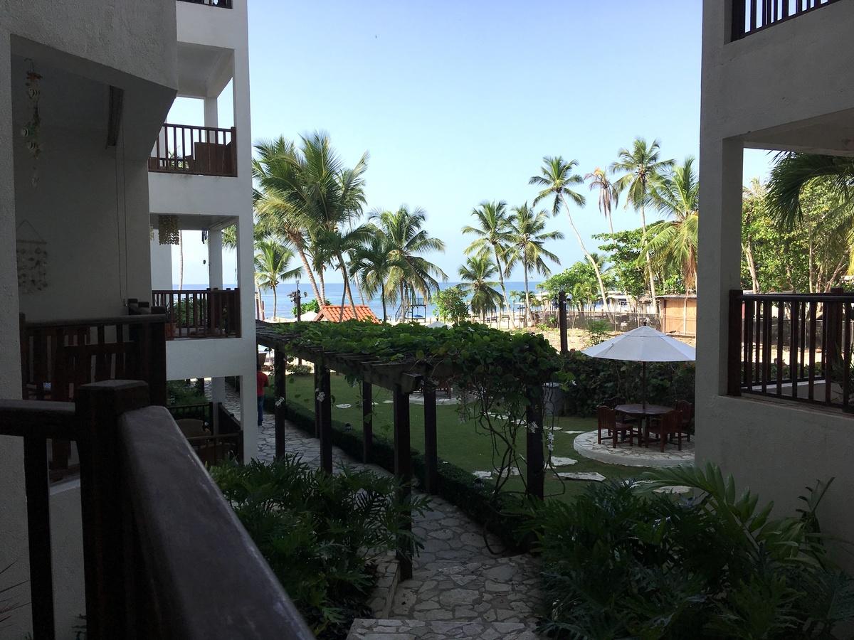18 de 18: Vista desde el balcón