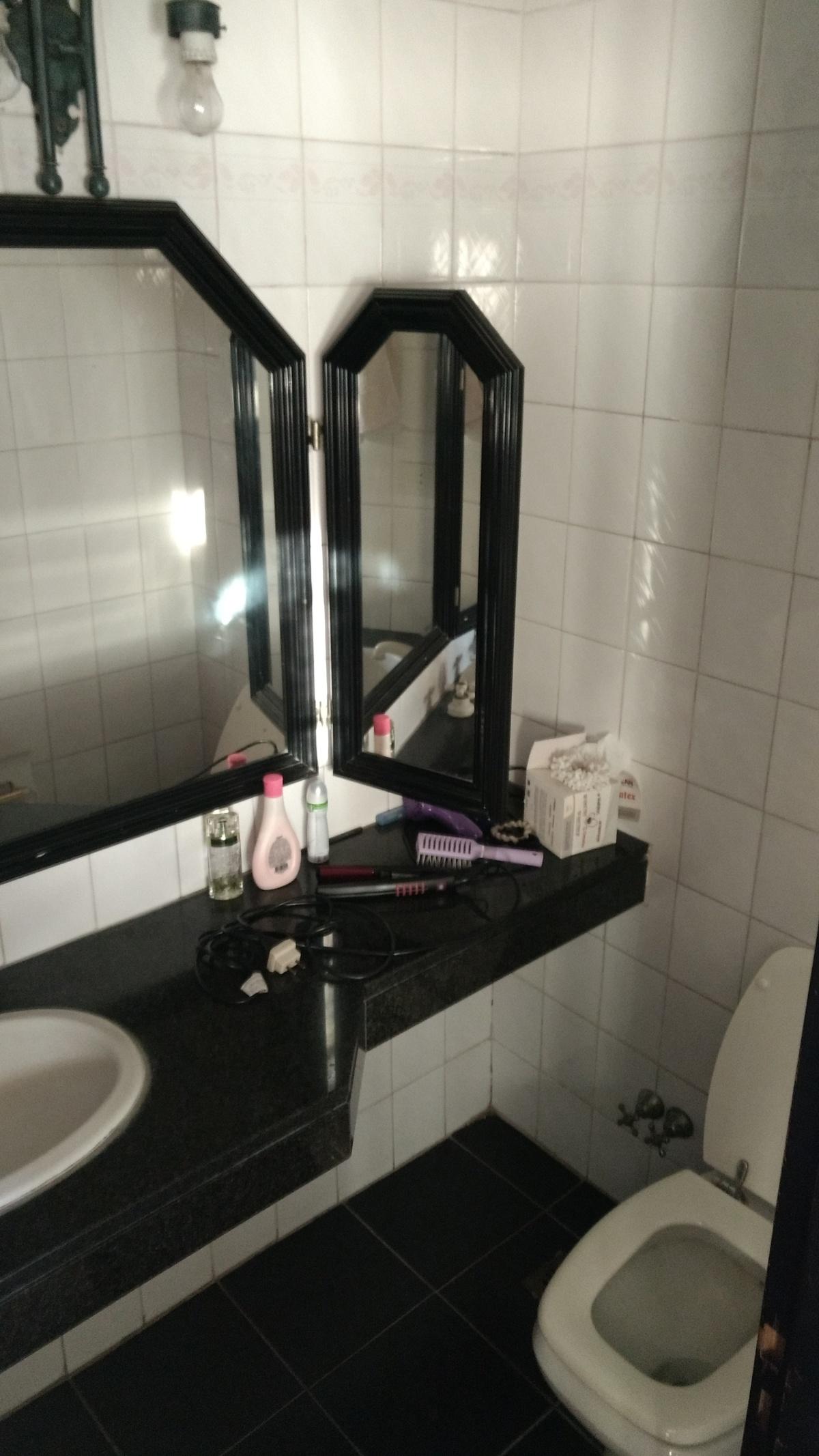 13 de 35: Toilette
