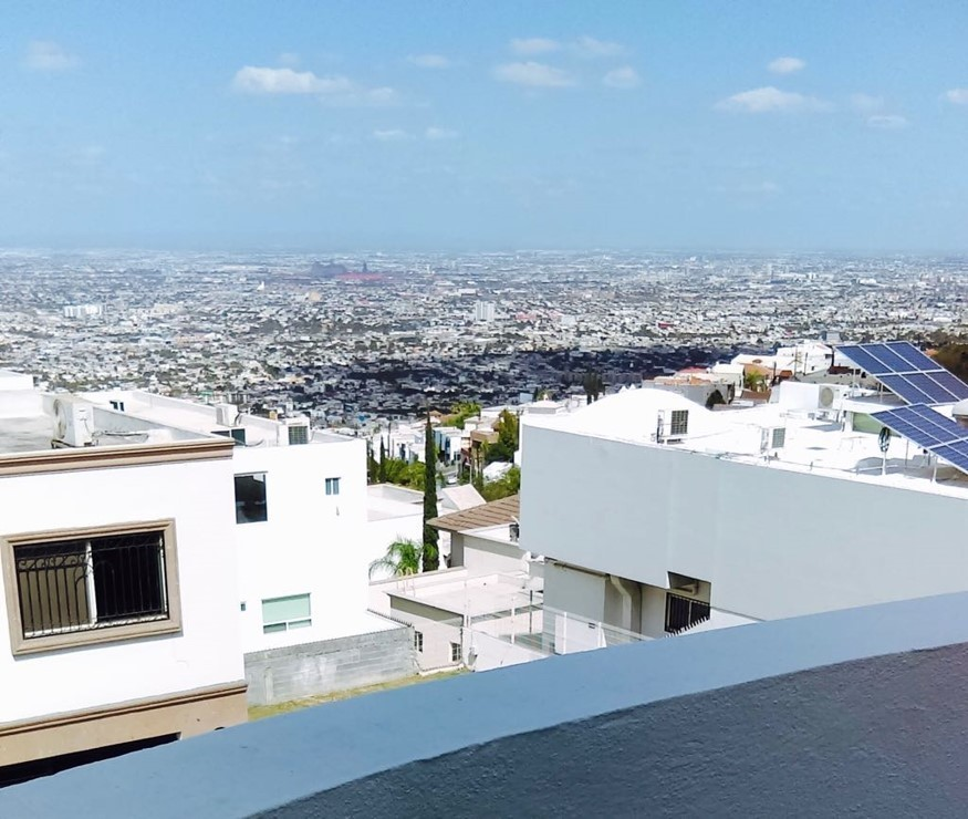 17 de 20: Vista de la terraza