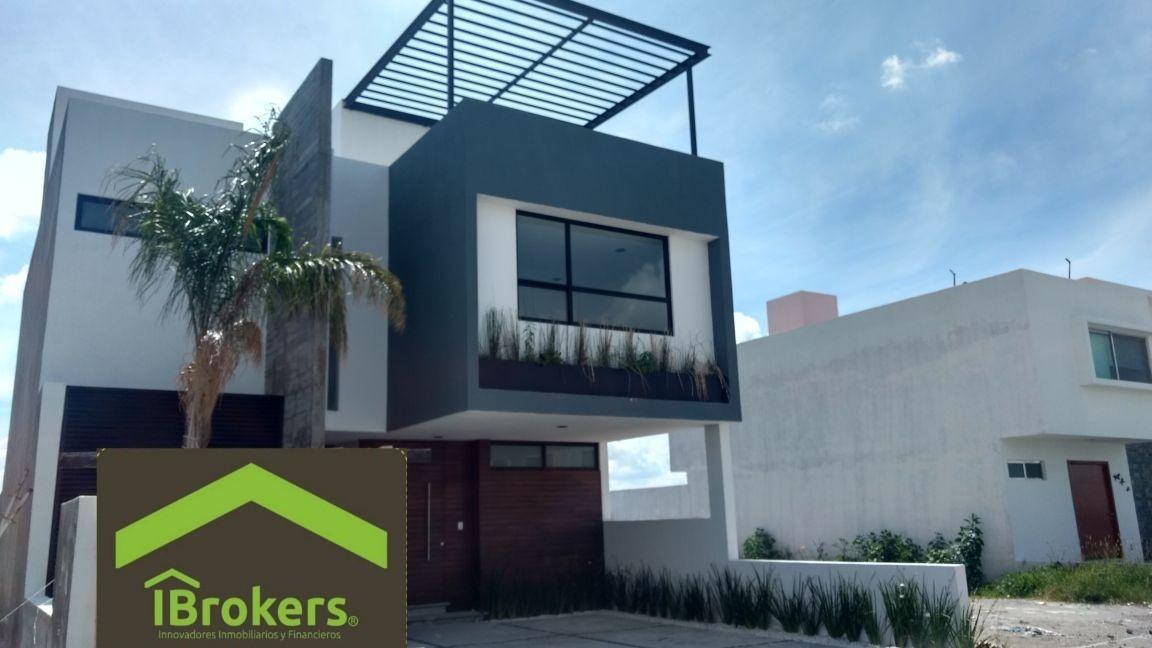 Casa en venta en juriquilla la condesa roof garden for Casas modernas juriquilla queretaro