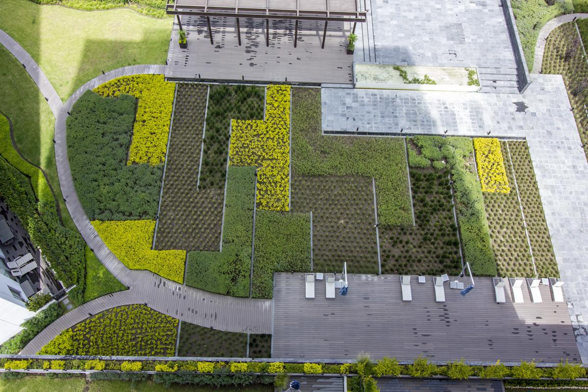 10 de 18: Areas verdes comunes