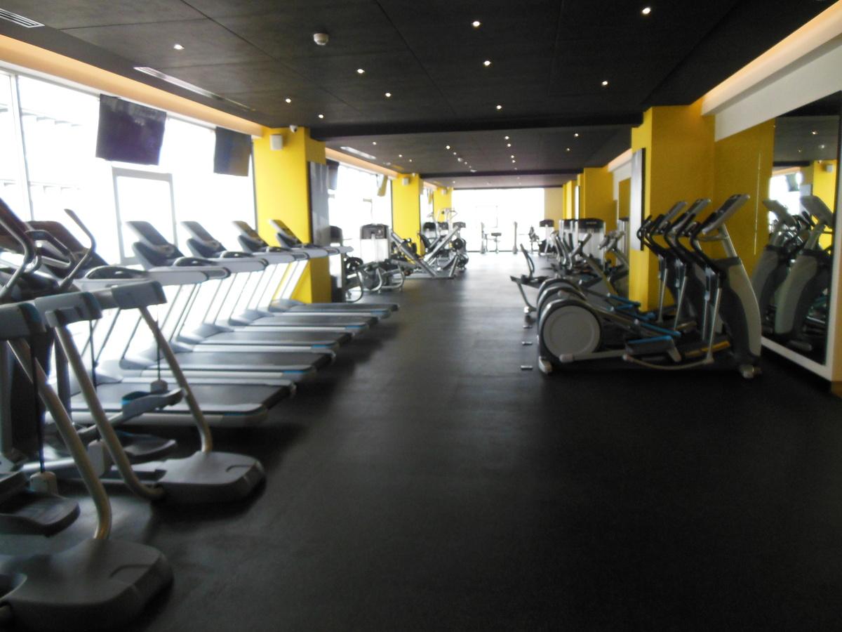 20 de 28: Gym