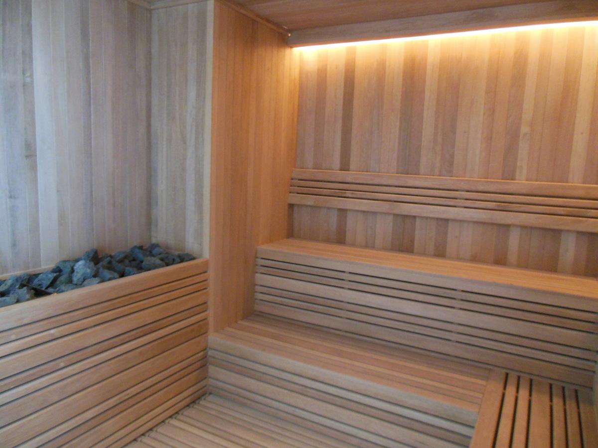 21 de 28: Sauna
