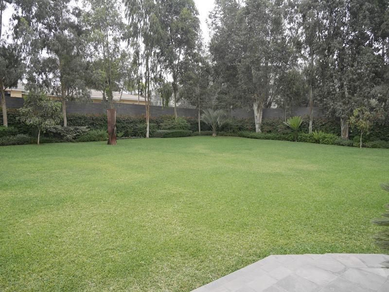 3 de 41: Gran jardín y paisajismo increíble