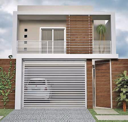 2 de 3: fachada