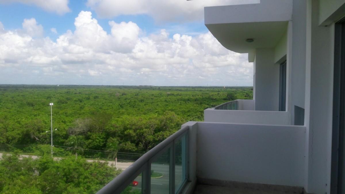 6 de 6: Vista desde el balcon