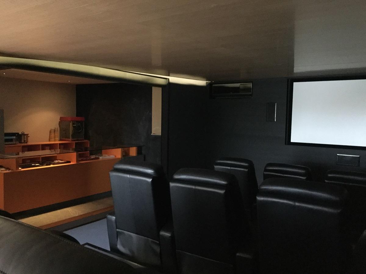 13 de 31: Sala de cine