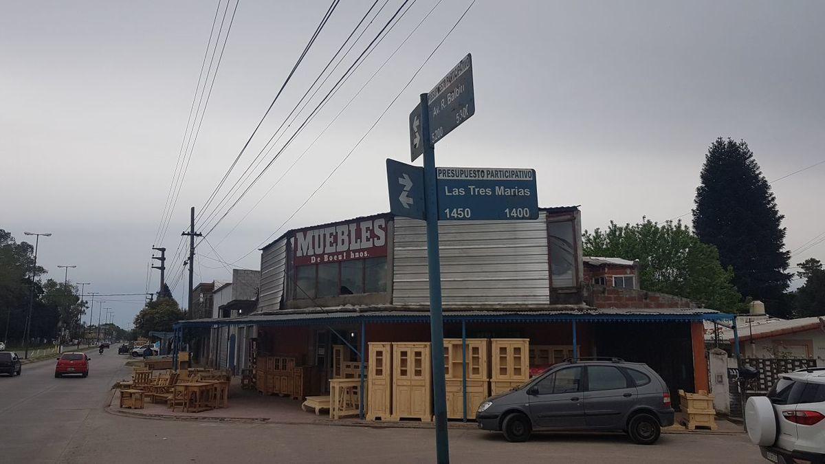 Local Mas Departamento San Miguel Oeste # Muebles Oeste Miramar