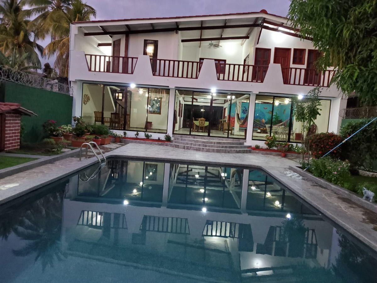 2 de 20: En venta casa de playa en La Libertad frente a Punta Roca