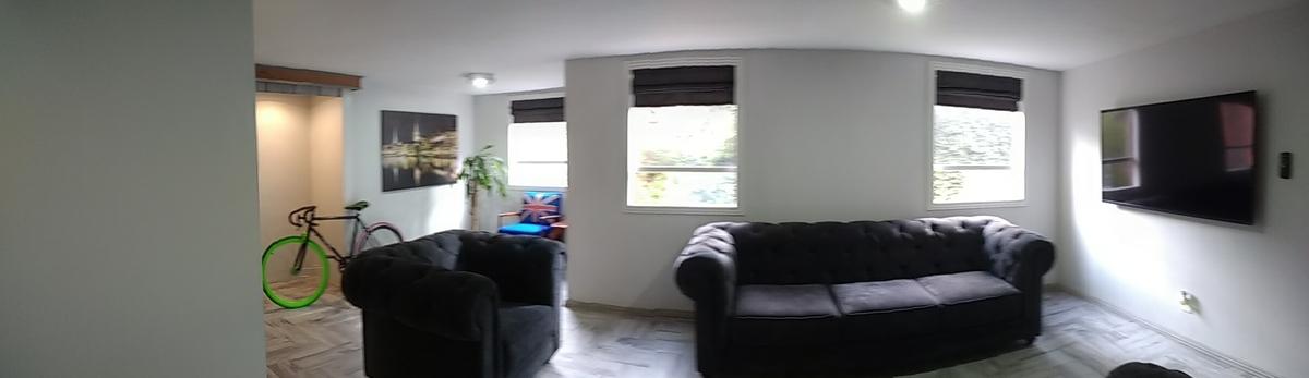 3 de 8: Panoramica de sala