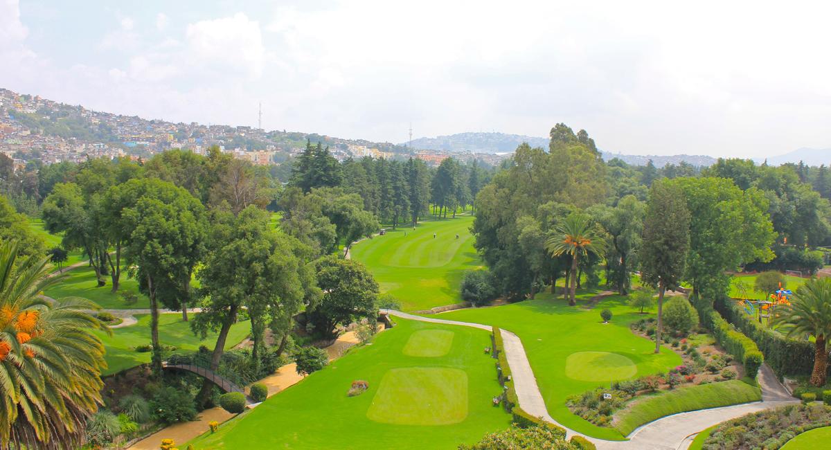 10 de 18: Club de Golf