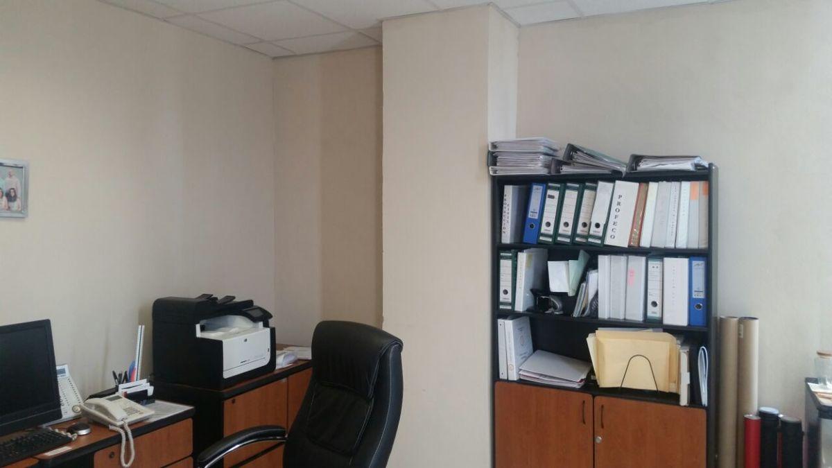 5 de 19: Interior de la oficina