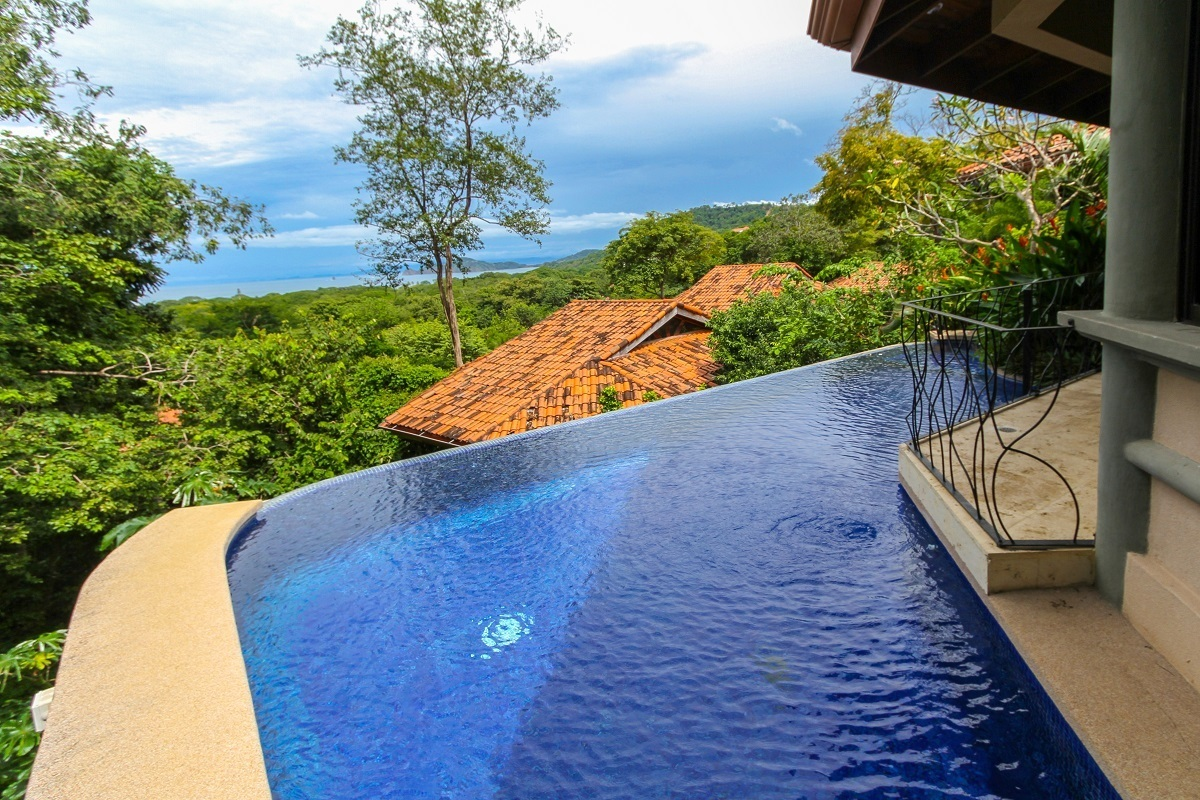1 of 27: Terrace with private Infinity ocean view pool