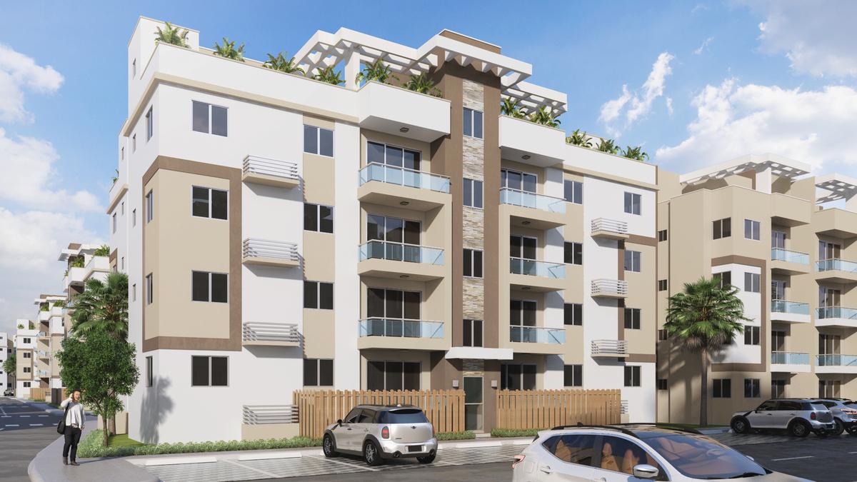 Residencial terrazas del oriente proyecto de apartamentos for Terraza del apartamento