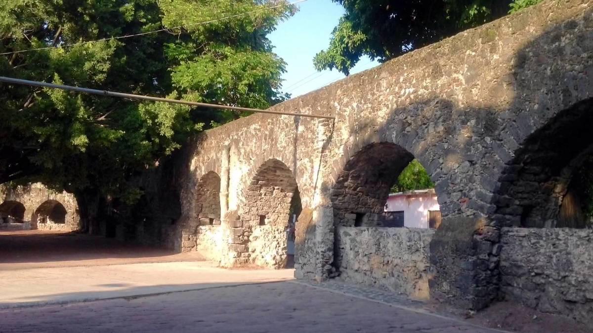 17 of 21: Acueducto Chiconcuac