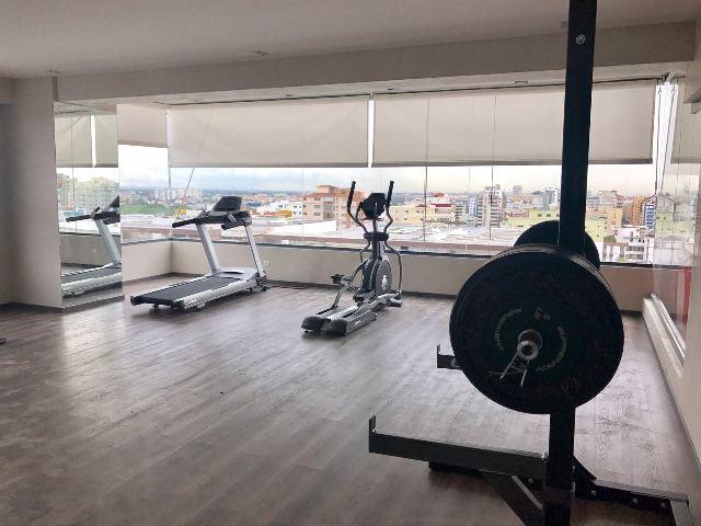 3 de 12: Gym