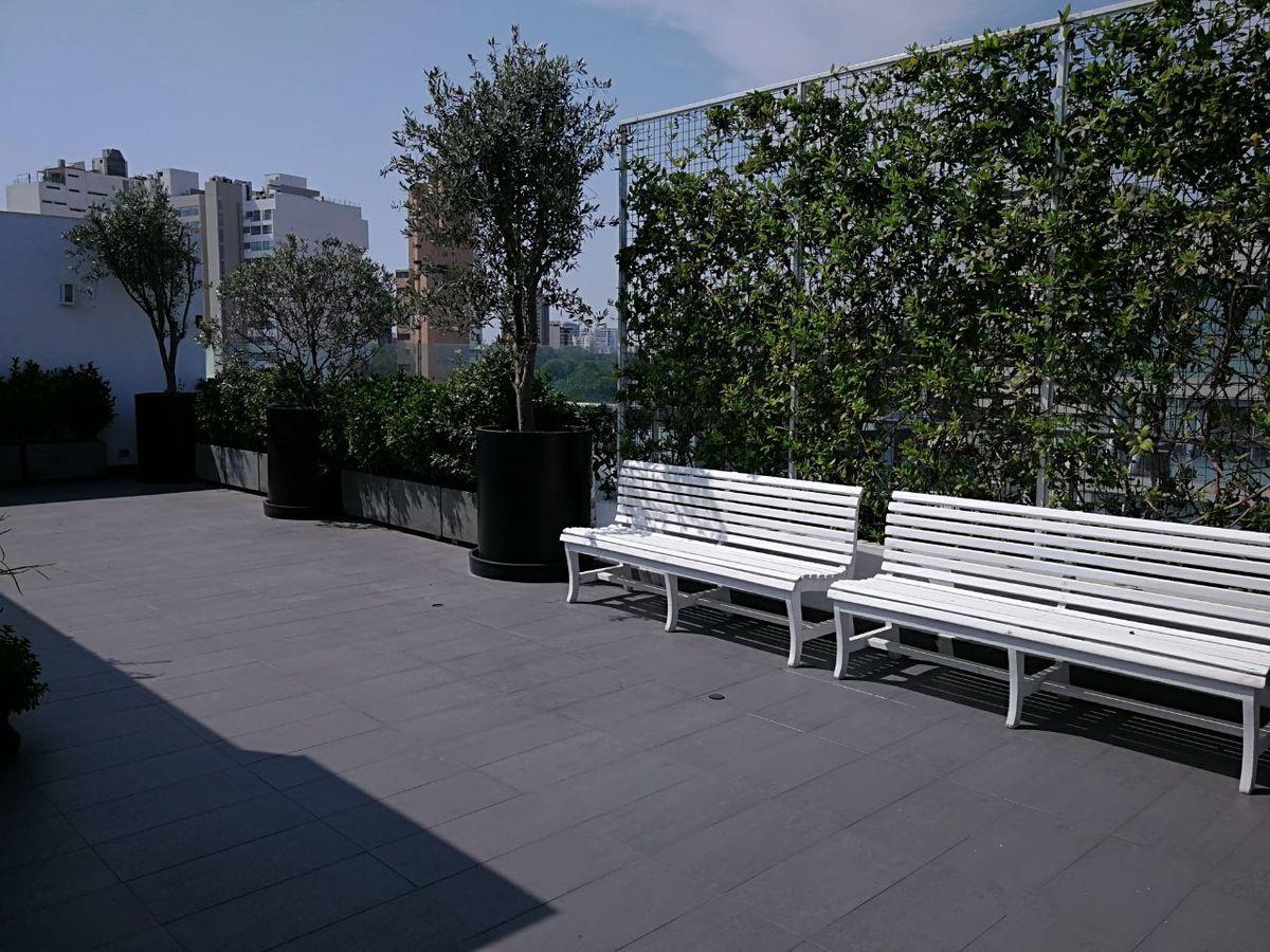 25 de 41: Maravillosa Terraza con Jardín y BBQ