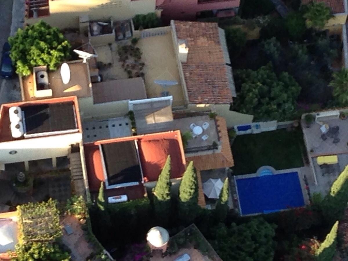 34 of 34: La Casa vista desde el Aire.
