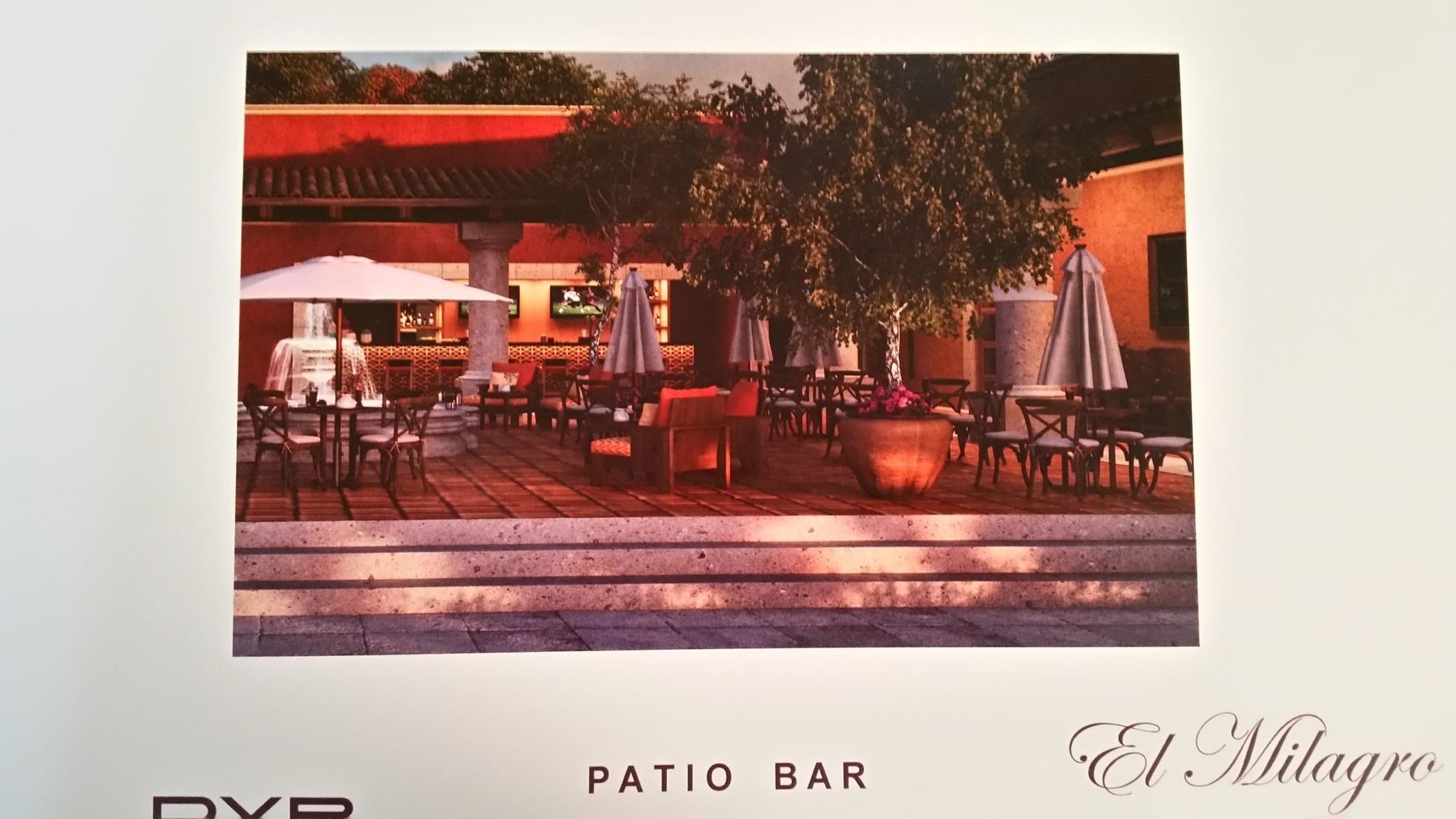 11 of 14: Restaurant y Bar en  la Casa Club