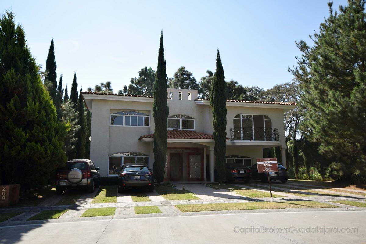 Casa Nueva En El Cielo Country Club Zona Sur Palomar