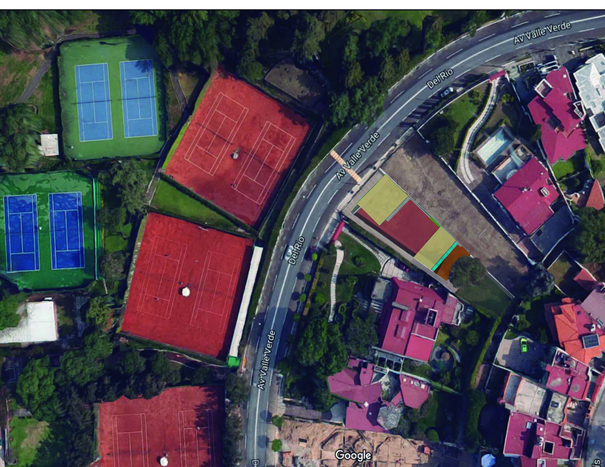 1 de 6: Vista aerea