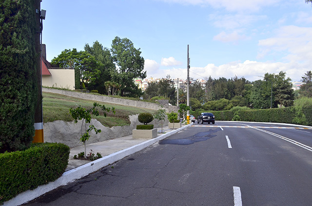 6 de 6: Vista de la calle