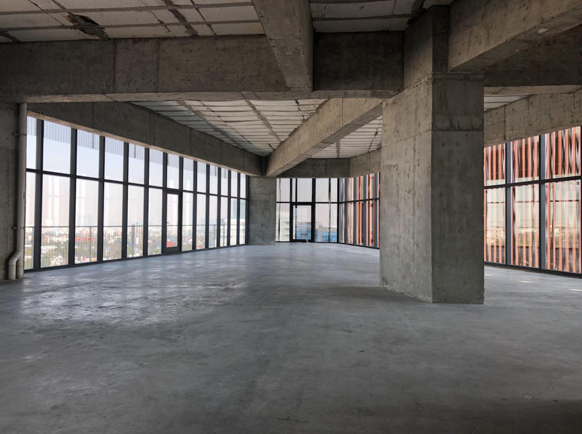 5 de 8: Edificio super moderno