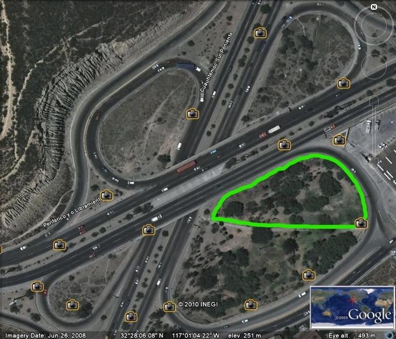 1 de 4: Ubicación vía Google maps