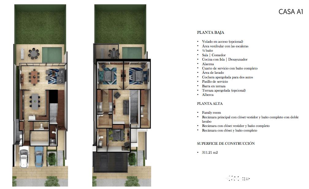 6 de 17: Plano Modelo A1