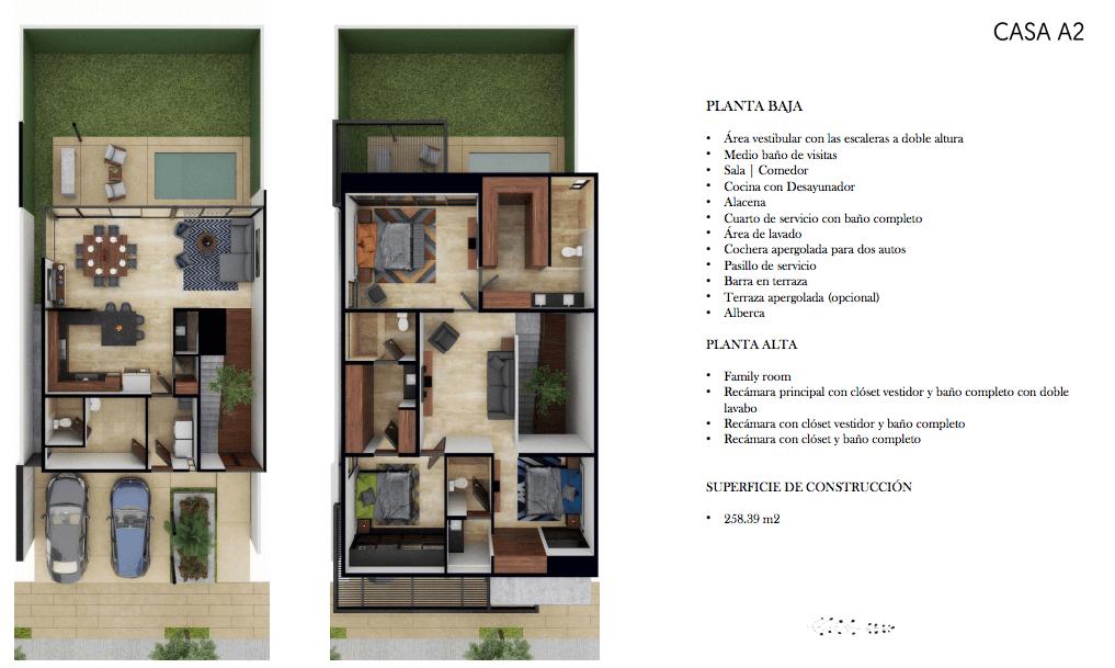 12 de 17: Plano Modelo A2