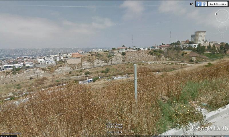 6 de 7: Vista desde la parte alta del terreno a la ciudad