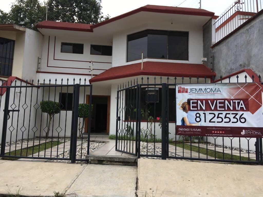 Casa En Venta Fraccionamiento Jardines De Las Animas Xalapa