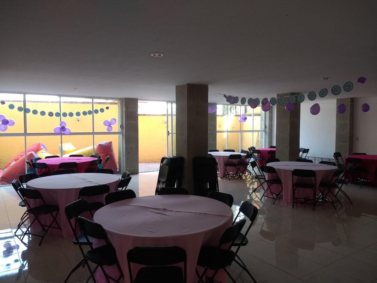 21 de 21: Salón de fiestas o usos múltiples.