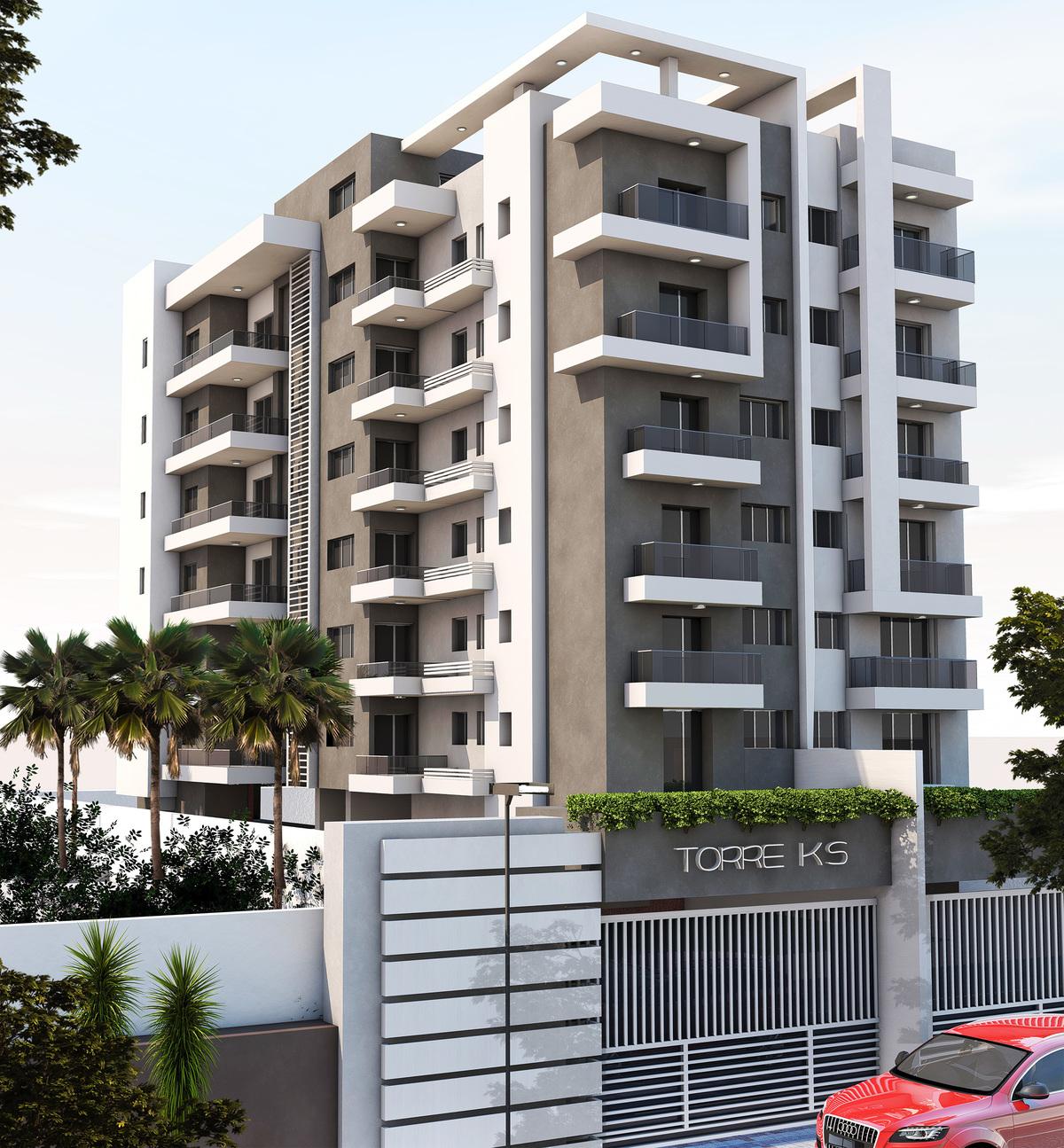 Apartamento Con Terraza En Renacimiento 2 Habitaciones