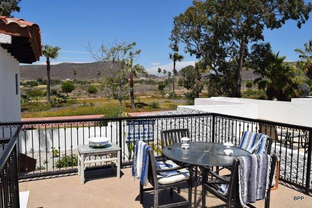 7 de 12: terraza con vistas panoramicas