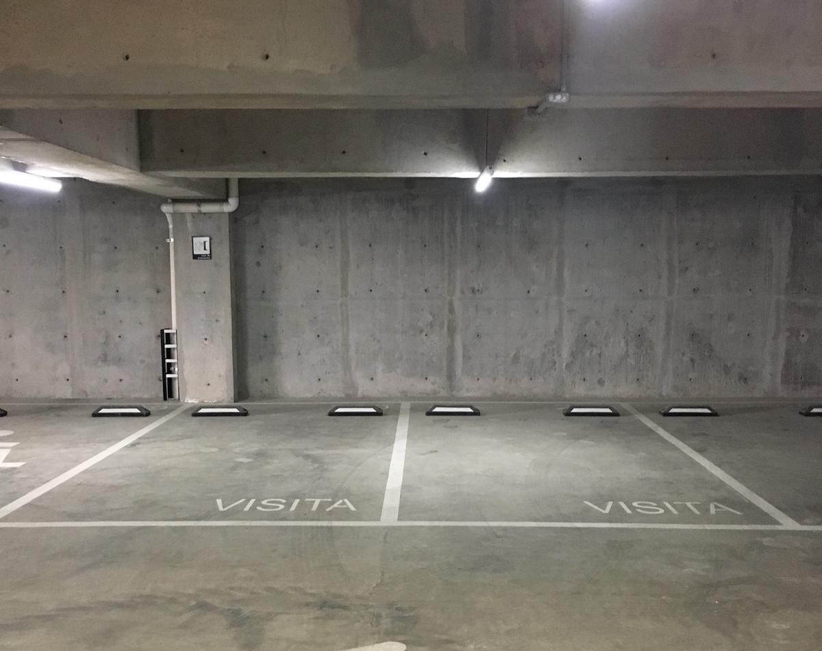 20 de 22: Estacionamientos