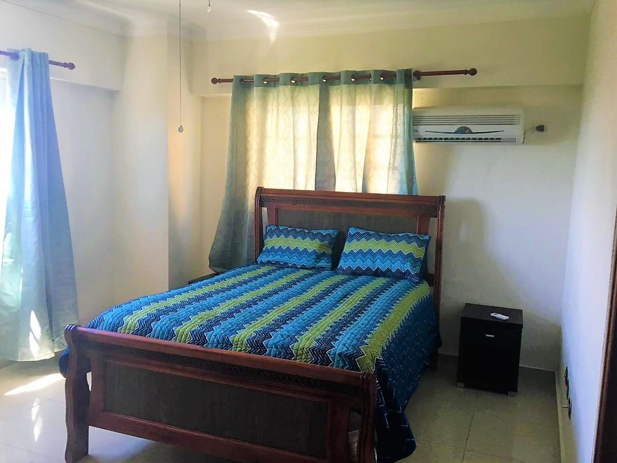 9 de 9: Habitaciónes con aire acondicionado.