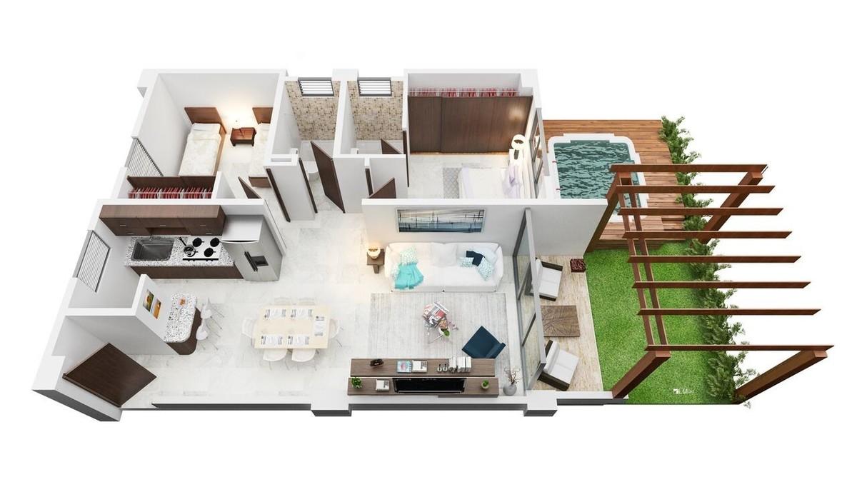 7 de 10: Plano arquitectónico