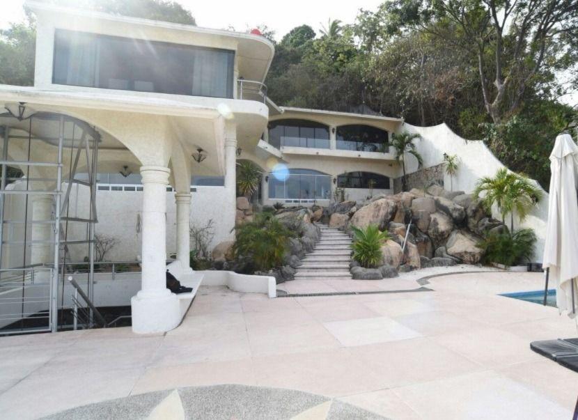 1 de 51: residencia de 6 niveles en venta en acapulco