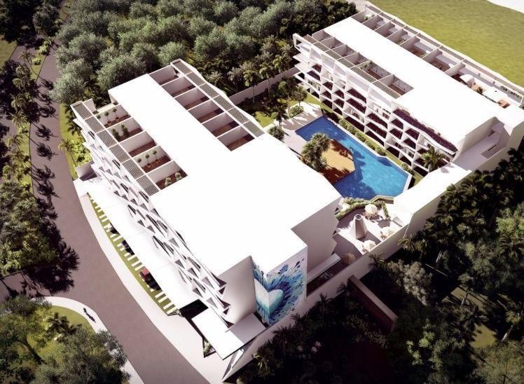 12 de 14: desarrollo en la zona hotelera