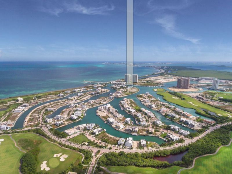 8 de 12: puerto cancun