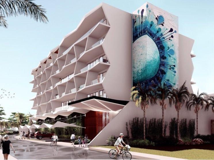 9 de 18: departamentos de lujo en venta zona hotelera